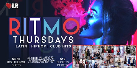 Ritmo Thursdays at Shags Downtown #DesMoines tickets