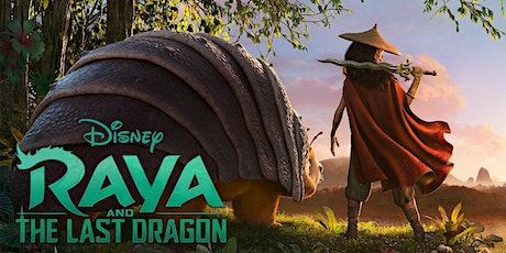 Circuit Movie Night:  Raya and The Last Dragon tickets