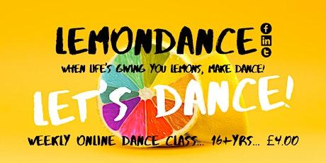 LemonDANCE - Let's Dance tickets