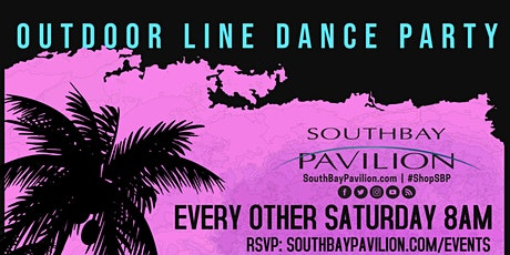 OUTDOOR LINE DANCING PARTY - See Dates tickets