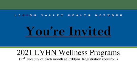 TPLV & LVHN Wellness: Preventing STI's - safe sex tickets