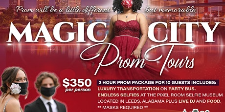 Magic City Prom Tour tickets