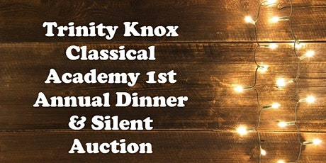 TKCA First Annual Fundraiser Dinner tickets
