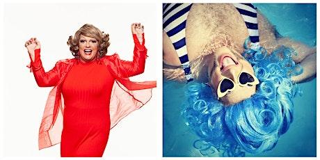 Splish Splash with Dolly Diamond and Frock Hudson tickets