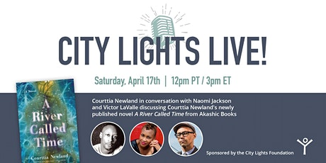 Courttia Newland in conversation with Naomi Jackson and Victor LaValle tickets