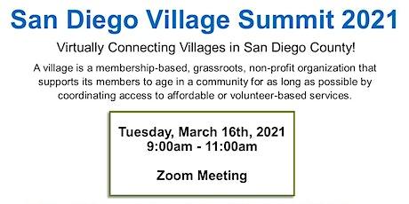San Diego Village Summit 2021 tickets