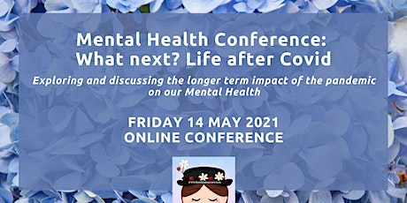 Mental Health Conference: What next? - life after Covid19 tickets