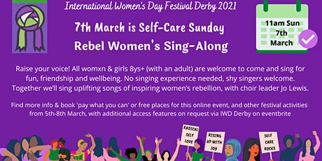 Rebel Women's Sing-Along tickets