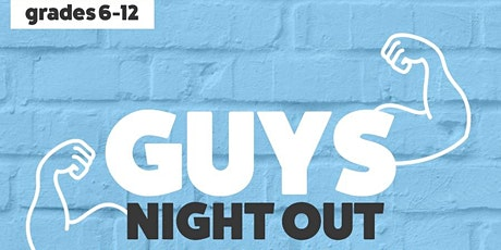 Fuel Student Guys Night Out tickets