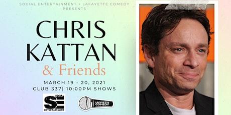 Chris Kattan & Friends LATE SHOW |Social Entertainment & Lafayette Comedy tickets