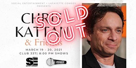 Chris Kattan & Friends Presented by Social Entertainment & Lafayette Comedy tickets