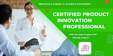 Certified Product Innovation Professional CPIP (USA - Europe) biglietti