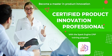 Certified Product Innovation Professional CPIP (USA - Europe) entradas