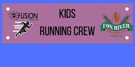 Kids Running Crew tickets