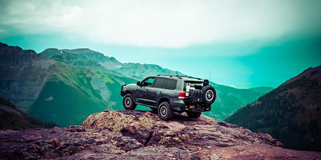 2021 Land Cruiser Destination Club Event in Ouray, CO tickets