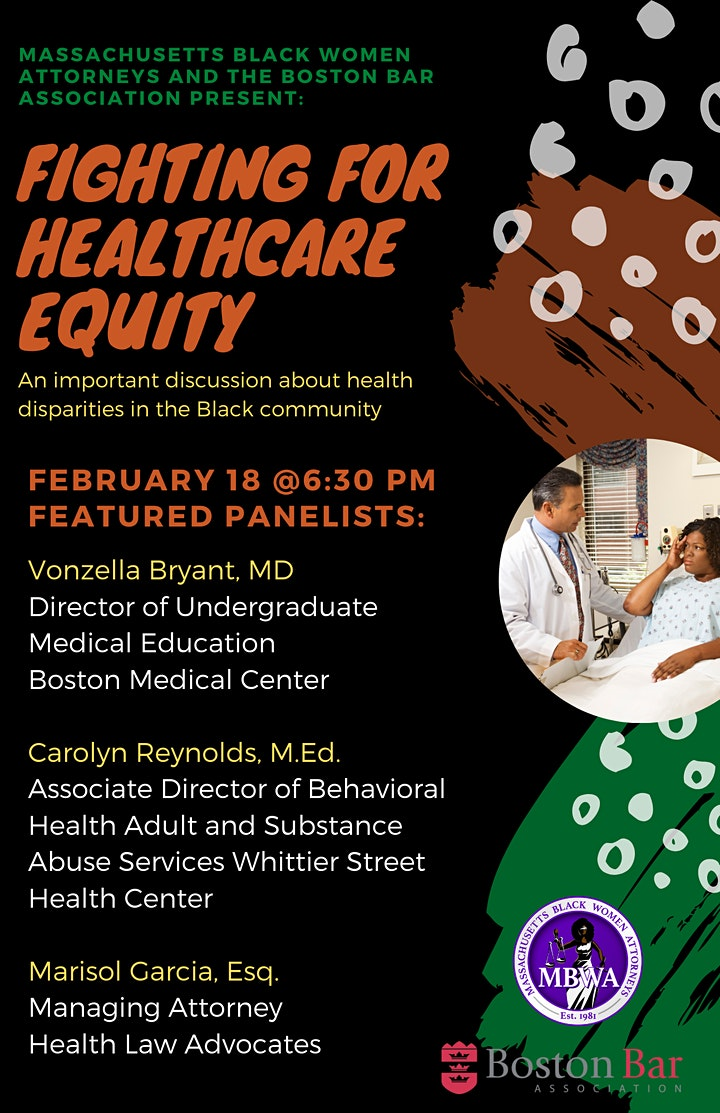 Fighting for Healthcare Equity image