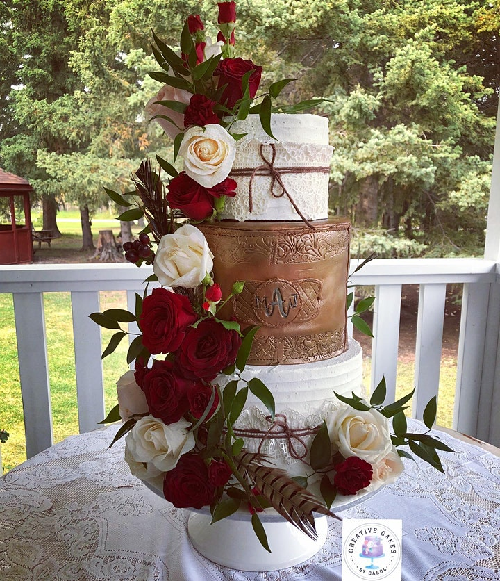 Love is Sweet - Wedding Cake Tasting Event - March  14,  2021 image