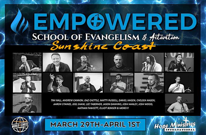 Empowered School of Evangelism & Activation-Sunshine Coast image