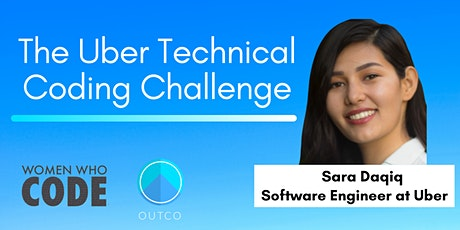 The Uber Technical Coding Challenge with Women Who Code tickets