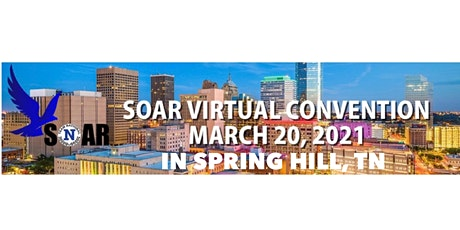 SOAR Convention in Spring Hill tickets