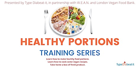 Healthy Portions Training Series tickets