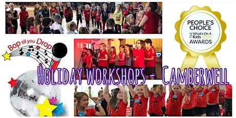 Bop till you Drop CAMBERWELL School Holiday Performing Arts Workshop tickets