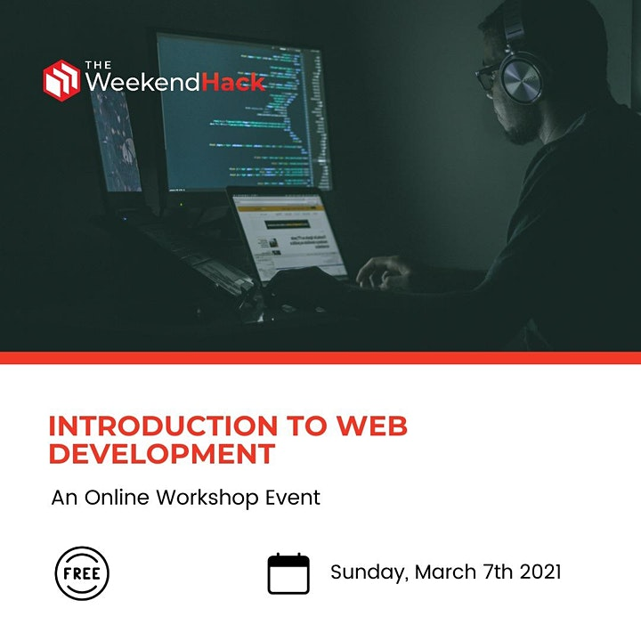 The Weekend Hack's Introduction To Web Development image
