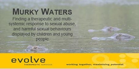 Murky Waters: Responding to sexual abuse and sexual behaviours in children tickets