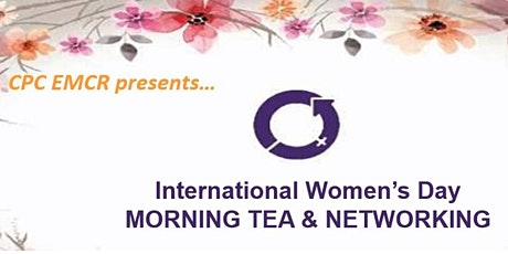 International Women's Day Panel Discussion, Morning tea & Networking tickets