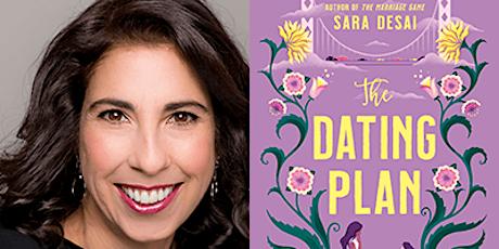 Virtual Book Launch with SARA DESAI in Conversation with LYSSA KAY ADAMS tickets