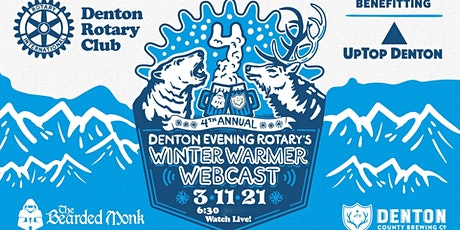 DER's 4th Annual Winter Warmer Webcast benefitting UpTop Denton tickets
