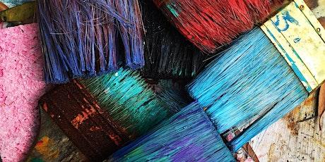 Creative Kids - Hands on Art  Week 2 tickets