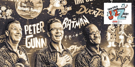 Travis Anderson Trio: Greatest TV Themes - Dunsmore Room tickets