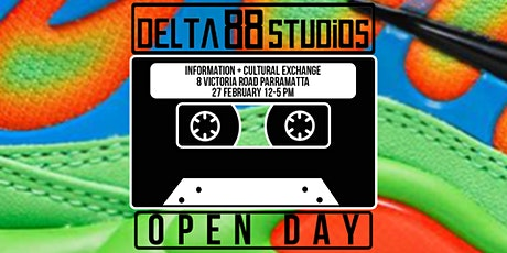 Delta 88 Studio Open Day tickets