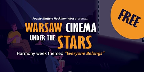 Warsaw Cinema Under The Stars tickets