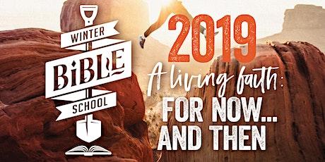 Winter Bible School 2021 - Auckland tickets