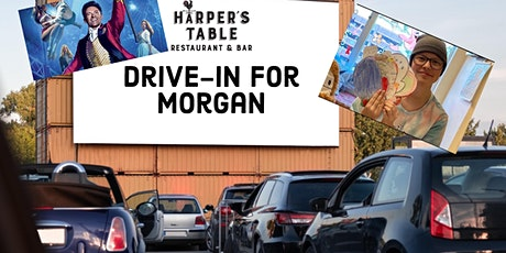 Drive-In For Morgan - The Greatest Showman Late Show tickets