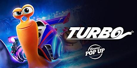 Cinema Pop Up - Turbo - Kilmore tickets