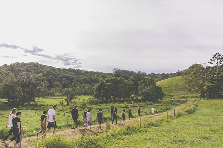 Byron Bay Yoga Retreat July image