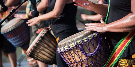 Creative Kids - Drumming tickets