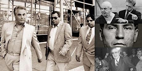 'Mafia Metropolis: Rebirth of NYC and Organized Crime in the 1980s' Webinar tickets