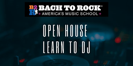 Open House - Learn to DJ (Free) tickets
