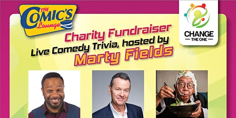 Live Comedy Trivia, hosted by Marty Fields  at the Comic's Lounge tickets