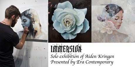 Immersion: a Solo Exhibition of Aiden Kringen with Era Contemporary tickets