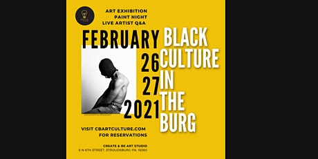 Black Culture In The Burg 2021 tickets