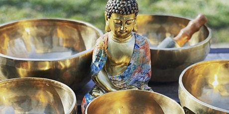 Deep Relaxation with Himalayan Singing Bowls tickets