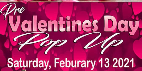 Valentines Day Pop Shop tickets