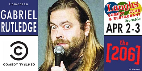 Comedian Gabriel Rutledge tickets