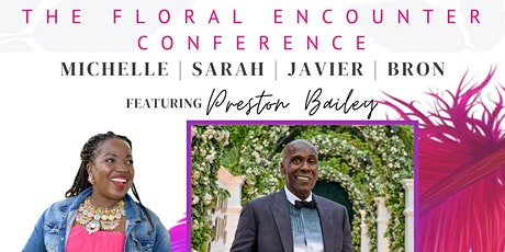 Floral Encounter Conference 2021 Jet Fresh Flower's Scholarship Giveaway tickets