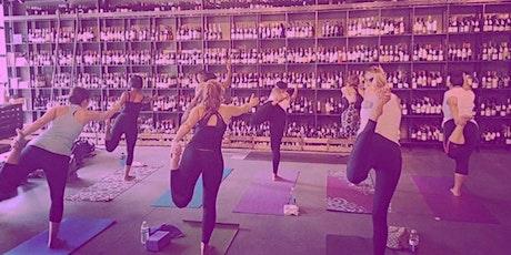 Align + Wine Yoga tickets